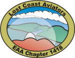 Lost Coast Aviators Logo